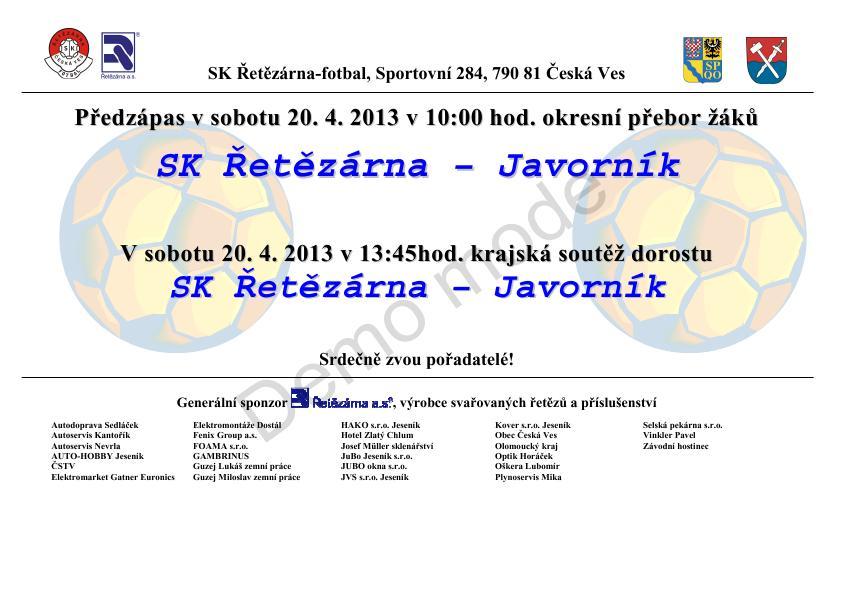 Plakat SK-fotbal5